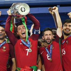 Sorry, CR7, Portugal epitomised Euro 2016: cynical, unsporting, awful