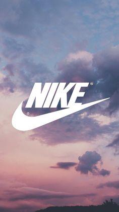 fond, joliment, exquis, Nike, violet, course, ciel, été, coucher du soleil, tapisserie