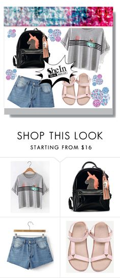"""Pink"" by aminkicakloko ❤ liked on Polyvore"