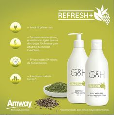 Nutrilite, Amway Home, Amway Business, Cosmetic Design, N21, Body Care, Amway Products, Herbalism, Shampoo
