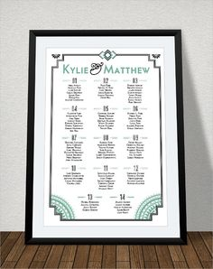 The 225 Best Wedding Seating Chart Ideas Images On