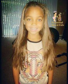 Kendra Jahnae - 8 Years • African American, Irish & German ❤