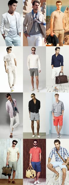 Istanbul, Turkey - Men's Spring City Break Outfit Inspiration Lookbook