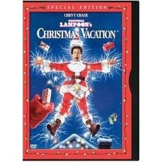 Christmas Vacation. This is a family tradition in my house. How funny was Chevy Chase in this?