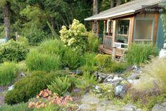 Windsong Garden Cottage in Gold Beach