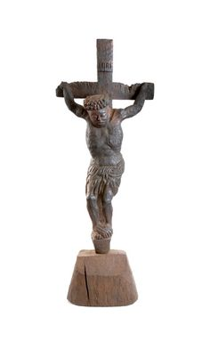 African Collection: Nelson Mukhuba Christ on the Cross, 1973 Wood, metal Marlene Dumas, The Cross Of Christ, African Art, Contemporary Artists, Metal Art, South Africa, Old Things, Wood, Collection
