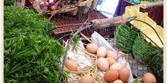 Eggs Provence Market