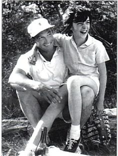 Gene  Kelly and son, Gene
