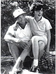 Gene  Kelly and son, Gene