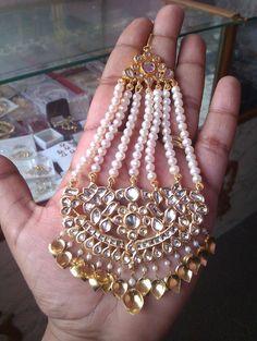 Passa indian jewelery