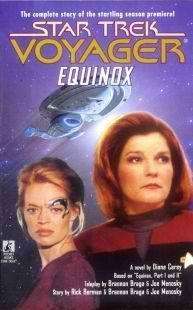 Captain Janeway believed she commanded the only Starfleet vessel in the Delta Quadrant -- until the U.S.S. Voyager™ came to the rescue of the U.S.S. Equinox, a battered starship besieged by a ravening horde of extradimensional predators...more on boikeno.com