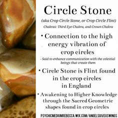Circle Stone crystal meaning