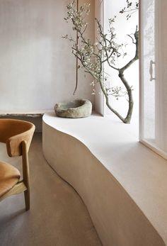 Interior Design Institute, Office Interior Design, Office Interiors, Modern Interiors, Wabi Sabi, Houses Architecture, Interior Architecture, Architectural Digest, Living Room Modern