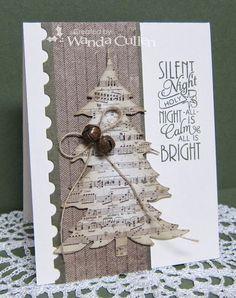 Cullen-ary Creations: CAS Christmas