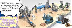 Wood Chipper, Woodworking Industry, Packing Machine, Machine Video, Attendance, Vietnam, Waiting, September, Industrial