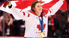 hayley wickenheiser: Named CIS' Canada West Most Valuable Player, Player of the Year, and won the Broderick Trophy. 4 time Olympic medal winner. She is the best female hockey player in Canada and is also known as one of the toughest people in Canada.