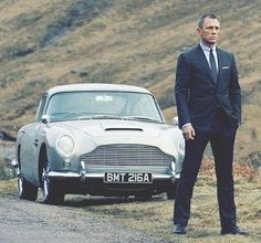 """Don't ask me why he looks handsome, he is """"James Bond"""" - LGMSports.com"""