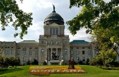Montana State Capitol Building, Helena