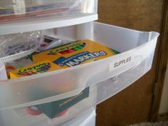 Back-to-School Home Organizing Tips - Amy Volk - Live Better
