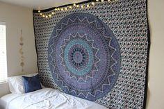 Voodoo Dreams Mandala Tapestry
