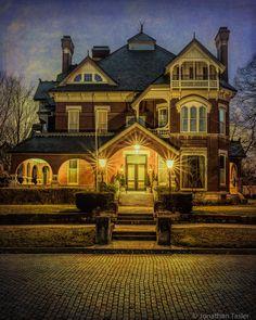 Gargoyle House