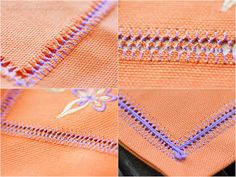 A blog about handcrafts such as sewing and embroidery.