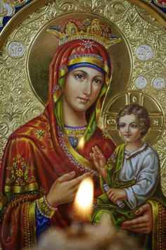 Religious Pictures, Jesus Pictures, Religious Icons, Religious Art, Blessed Mother Mary, Blessed Virgin Mary, Hail Holy Queen, Jesus Christ Images, Mama Mary