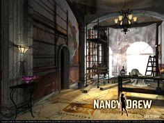 Wallpaper  from Nancy Drew: The Phantom of Venice