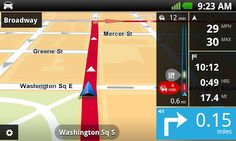 TomTom Navigation App for Android