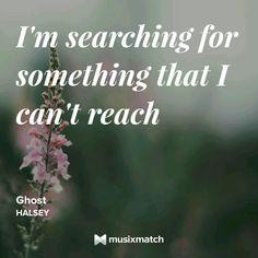 #Halsey #Ghost