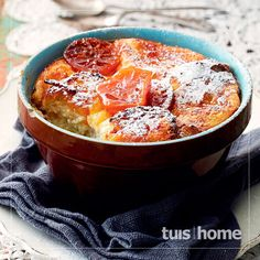 Marmalade bread and butter pudding Delicious Desserts, Dessert Recipes, Easy Weekday Meals, Bread And Butter Pudding, Vegetarian Cooking, Dinner Menu, Sweet Treats, Baking, Ethnic Recipes