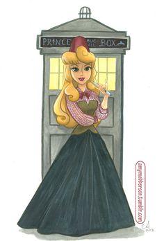 Eleventh Princess Emerald City Con piece March 2013 by Amy Mebberson Disney Crossovers, Disney Movies, Disney Characters, Funny Disney, Amy Mebberson, Pocket Princesses, Disney Princesses, Im A Princess, Princess Disney