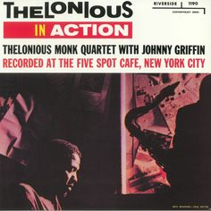 Thelonious Monk Quartet | Johnny Griffin - Thelonious In Action (Original Jazz Classics) #music #vinyl #musiconvinyl #soundshelter #recordstore #vinylrecords #dj #SoulJazz