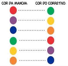 Fabiana Baldan: Corretivos coloridos