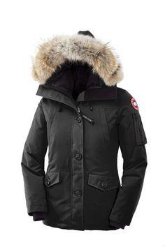 Canada Goose' Brookvale Hoody - Women's Large - Black