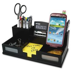 Victor Phone Holder Desk Organizer -
