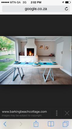 Cstar Photo Backdrops and Flooring Cape Town Deal of the Day Built In Braai, Brick Bbq, Small Outdoor Spaces, Pergola Attached To House, Backyard For Kids, Modern Farmhouse Decor, Living Room Kitchen, Small Apartments, Bars For Home