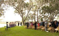 Runnymede Plantation Wedding Charleston, SC wedding venue www.eventsatrunnymede.com