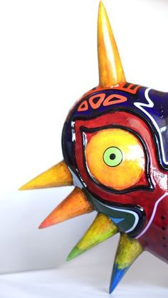 Picture of The Legend of Zelda: Majora's Mask Replica