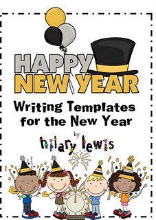 New Year Creative Writing - FREEBIE!
