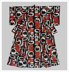 Modern Japanese Kimono Designs / Aqua-Velvet
