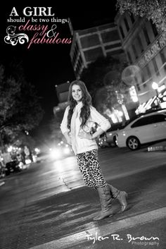 @Kaylee Eddleman - Centennial High School - Class of 2014 - Senior Model Rep - #seniorportraits - Senior Photos - Senior Photography - Downtown Dallas - The West End - Fall - Session - Senior Picture Poses for Girls - Call Back Session - Tyler R. Brown Photography