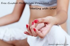 Make meditation fun and easy with this free guided meditation that's easy for beginners!