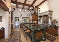 old world,tuscan,mediterranean decor   Old World, Mediterranean, Italian, Spanish & Tuscan Homes & Decor ...