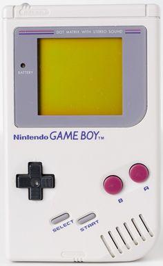 The original gameboy - tetris all day, baby!  #nostalgia #80s #childhood