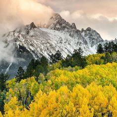 On the way to Telluride, Ridgway CO Colorado, National Geographic Travel, San Juan Mountains, Travel Jobs, Explorer, Best Cities, Winter Scenes, Landscape Photographers, Beautiful World