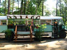 snider bros greenhouse bus