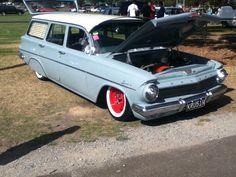 Holden car show