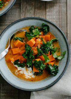 ...   White beans, Yellow squash soup and Vegetarian black bean soup
