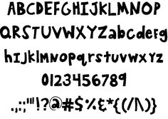 Image for KBWanderAround font